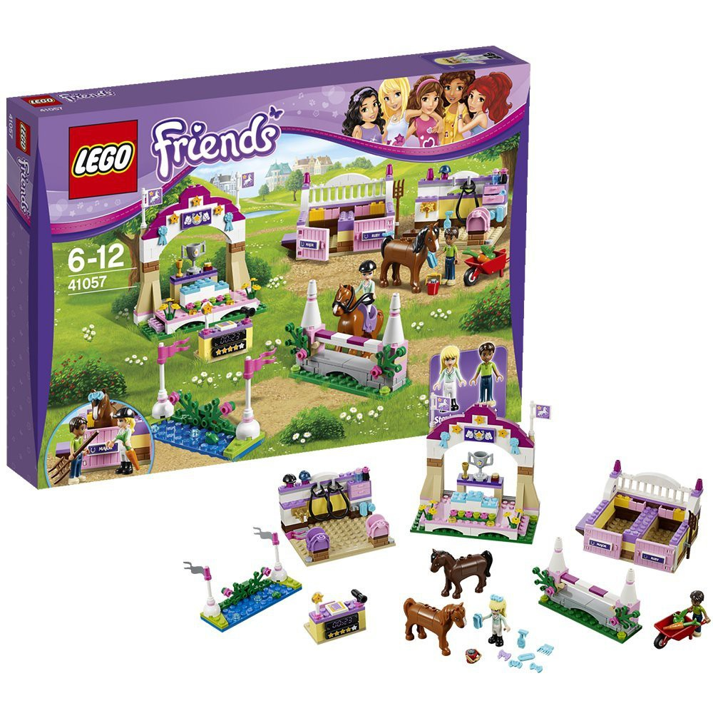 Lego Friends Puppy Treats Tricks 41304 Shopee Malaysia