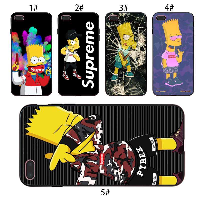 Simpsons Wallpaper Iphone 7 8 X Xs Xs Max Mobile Phone Case