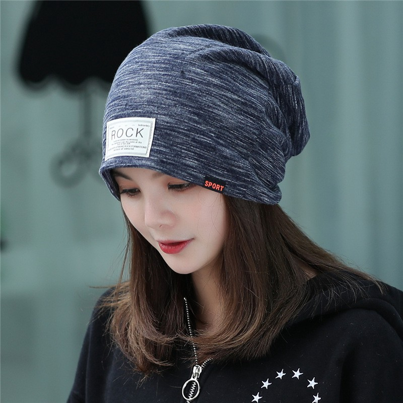 Lady Short Eaves Hat Warm Wool Knit Hat Bows MOM Hat