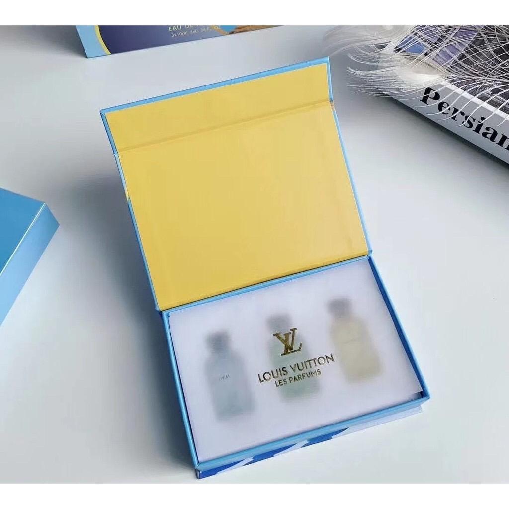 Louis Vuitton Miniature Gift Set Unisex 10ml(each bottle)