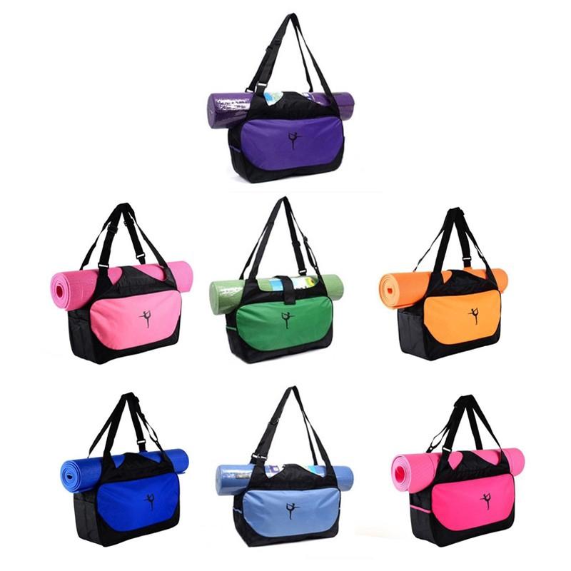 ☆Fairy Oxford Yoga Storage Bag Yoga Mat Bag Gym Mat Bag Pilates Mat Case Bag   d6cb910b189c5