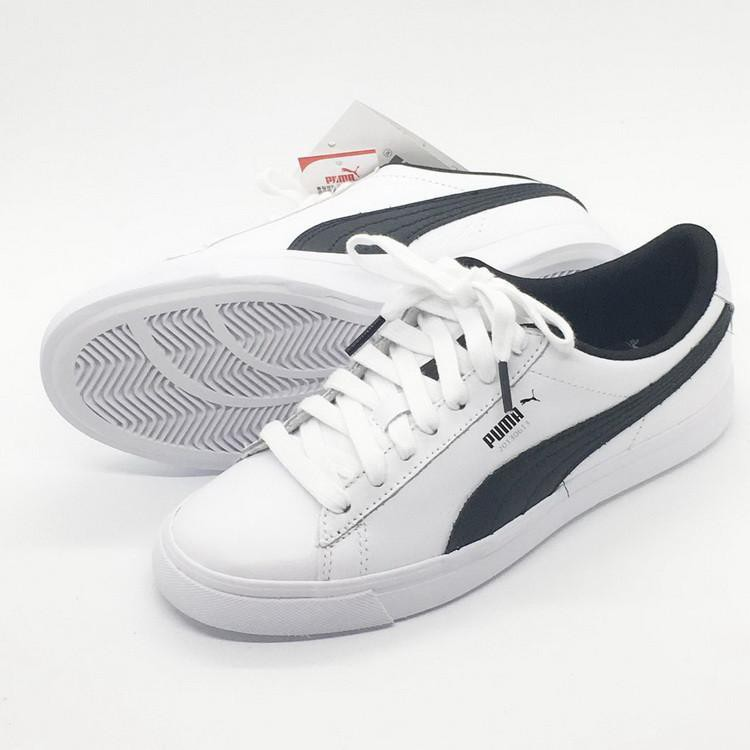 f67feee57a22 New Arrival Puma X Staple Clyde Black   Glacier Gray Badminton Shoes  Sneakers