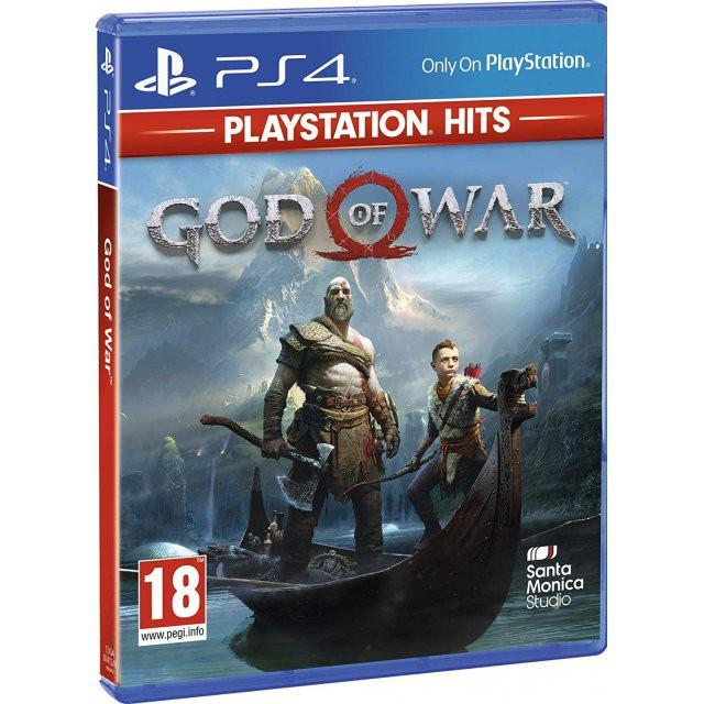 God of War Playstation Hits - PS4 (R3)