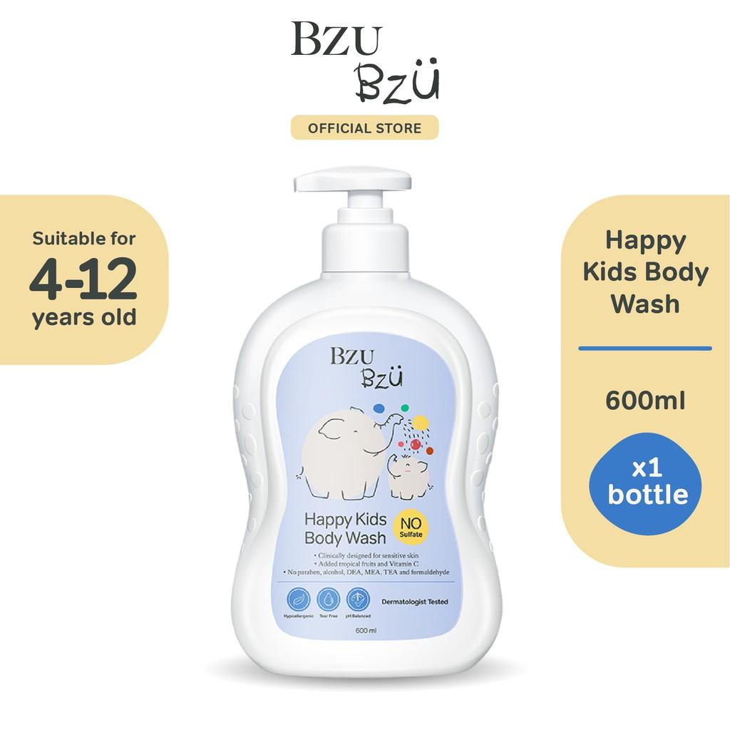 BZU BZU Happy Kids Body Wash (600ml)