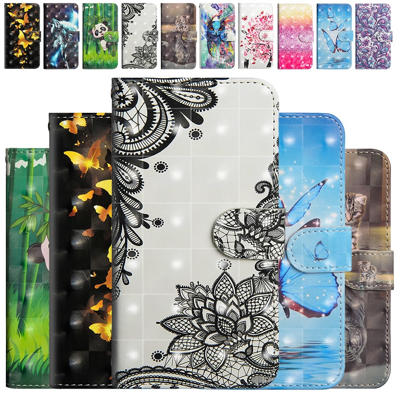 Flip Case for ZTE Blade A520 A 520 Global Dual SIM LTE 2017 5 0 inch Phone  Cover