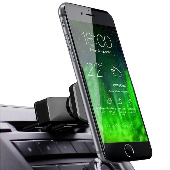 Car CD Slot Magnetic Cradle-less Phone Mount Holder