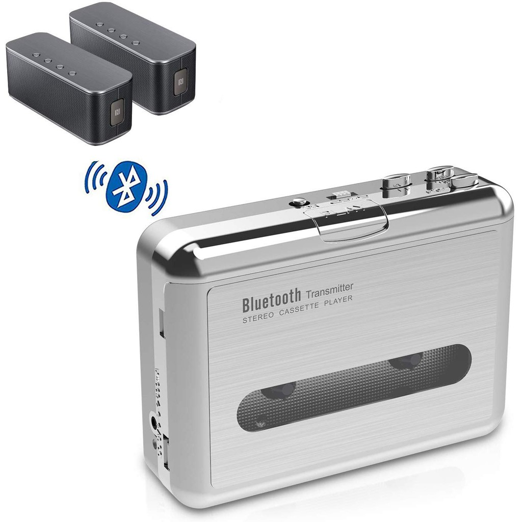 Universal Car Audio Cassette to Aux Adapter for Smartphones ...