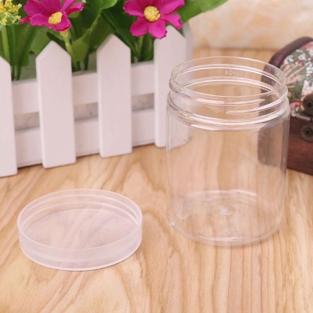 Plastic Container Choco Jar/ Koko Crunch Borong Price