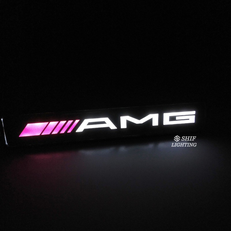 1 X Amg Logo Front Grille Emblem Led Light Stikcer Decal Badge For Mercedes Benz Shopee Malaysia Amazon's choice for amg logo. 1 x amg logo front grille emblem led light stikcer decal badge for mercedes benz