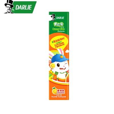 Darlie Bunny Kids - Orange / Strawberry / Cola / Apple Flavour Toothpaste 40g