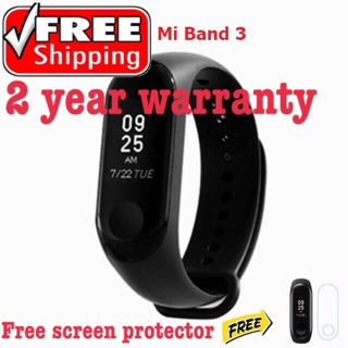 FREE GIFTS ! ] Xiaomi Mi Band 3 Smart Wristband Fitness