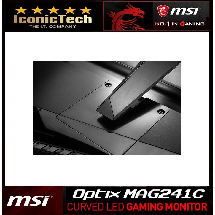 MSI OPTIX MAG241C 23 6