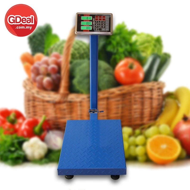 GDeal Multifunctional Super Accurate Parcel Weigh Scale Modern Parcel Logistics Scale Modern Accuracy Scale