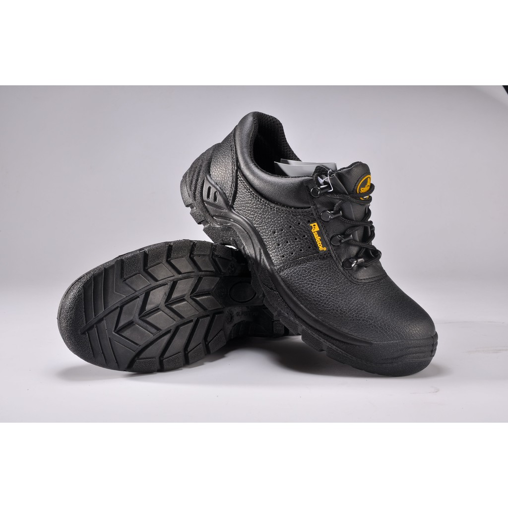 04d23c033232 Upgrade Safetoe Men s Steel Toe Work Shoes Water Resistant Leather Safety  Shoes