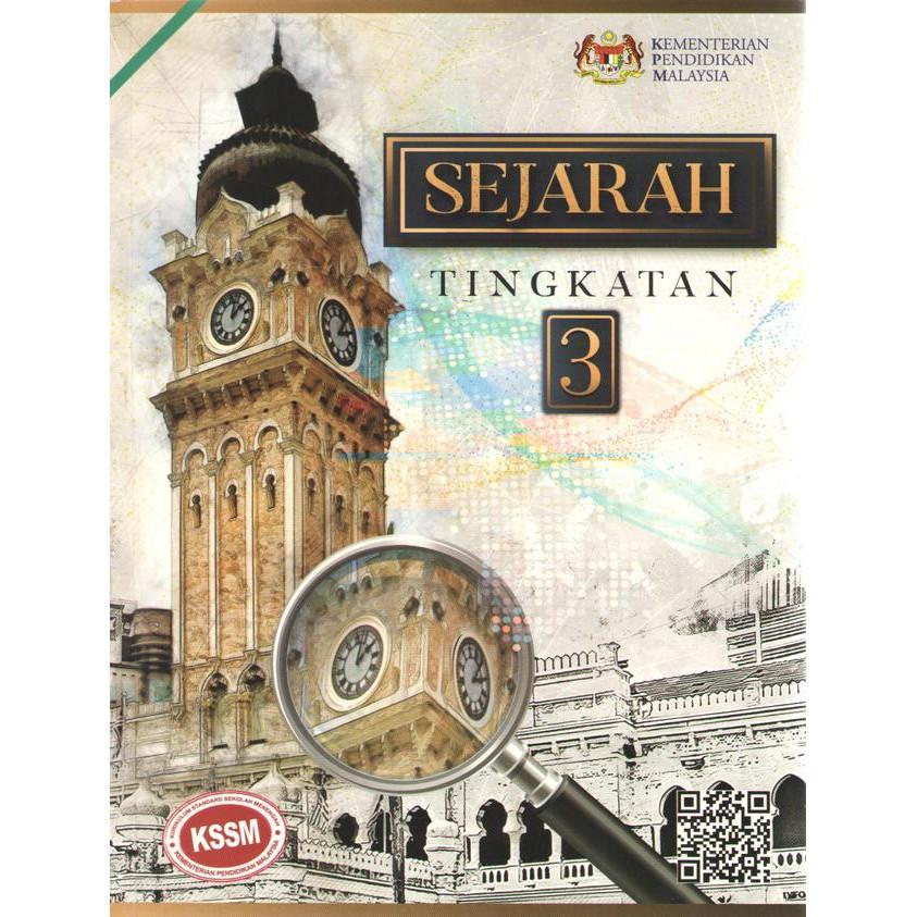 Dbp Buku Teks Sejarah Tingkatan 3 Shopee Malaysia