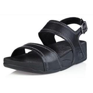 9406292e53bdf3 FitFlop LEXX male sandals (Black/Brown) | Shopee Malaysia