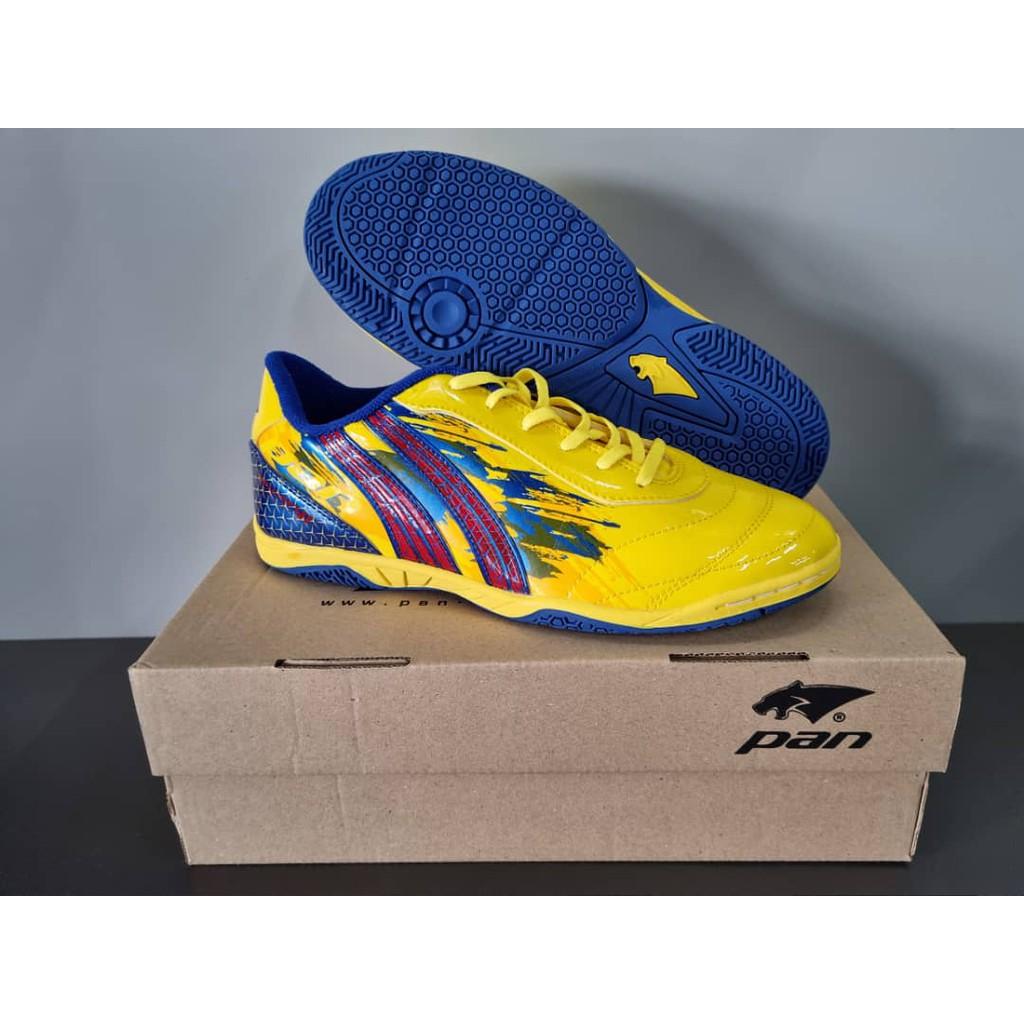 PAN Impulse VI Elvaloy Glossy Futsal Shoes ~New Arrival~