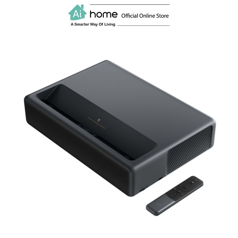 MIJIA Laser Projector 1S 4K (Metal Gray) with 1 Year Malaysia Warranty [ Ai Home ]