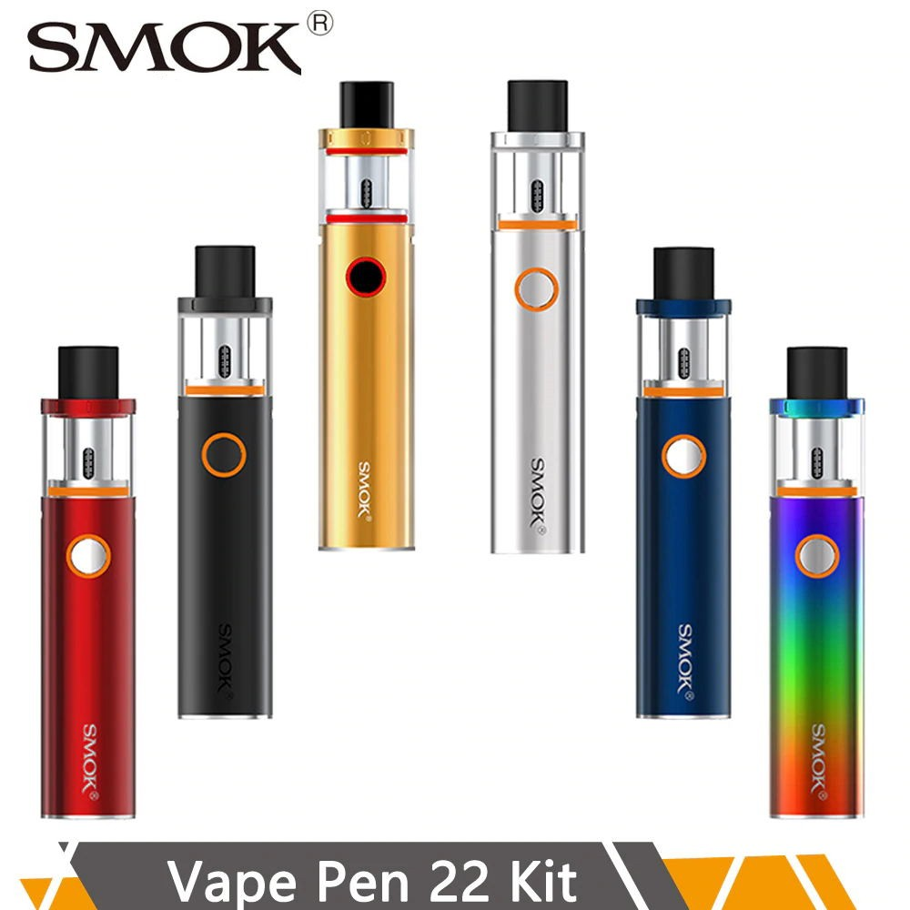 [In stock/ Air transpor] SMOK Vape Pen 22 Stick Prince E-Cigarette Kit mod  kit