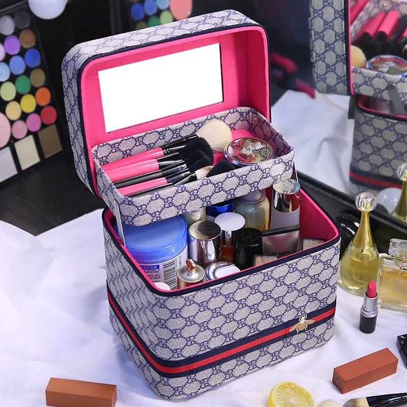 Korean Makeup Bag Large Capacity Small