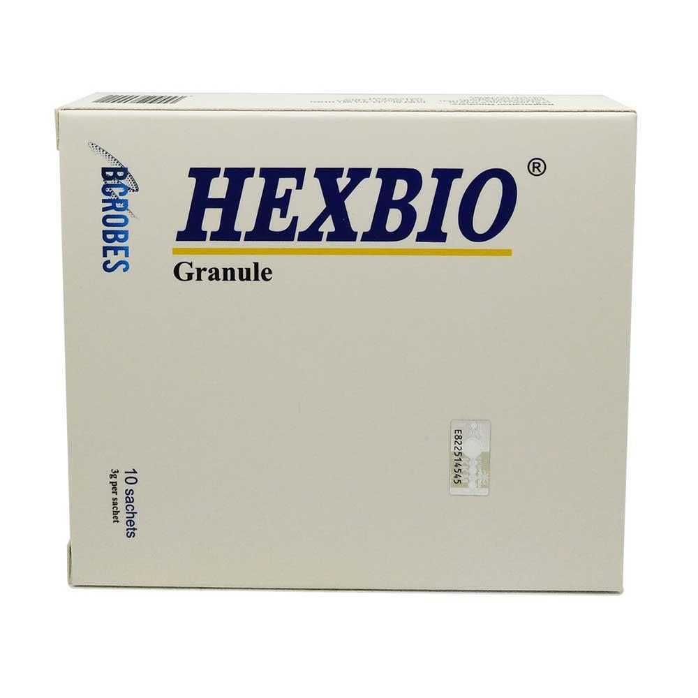 Hexbio Probiotic Granules 3G X 10'S 5 0