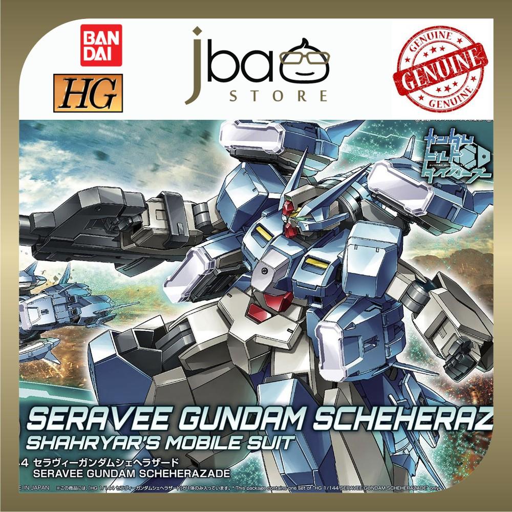 Bandai 1/144 Seravee Gundam Scheherazade HG Build Divers 006 Mobile Suit