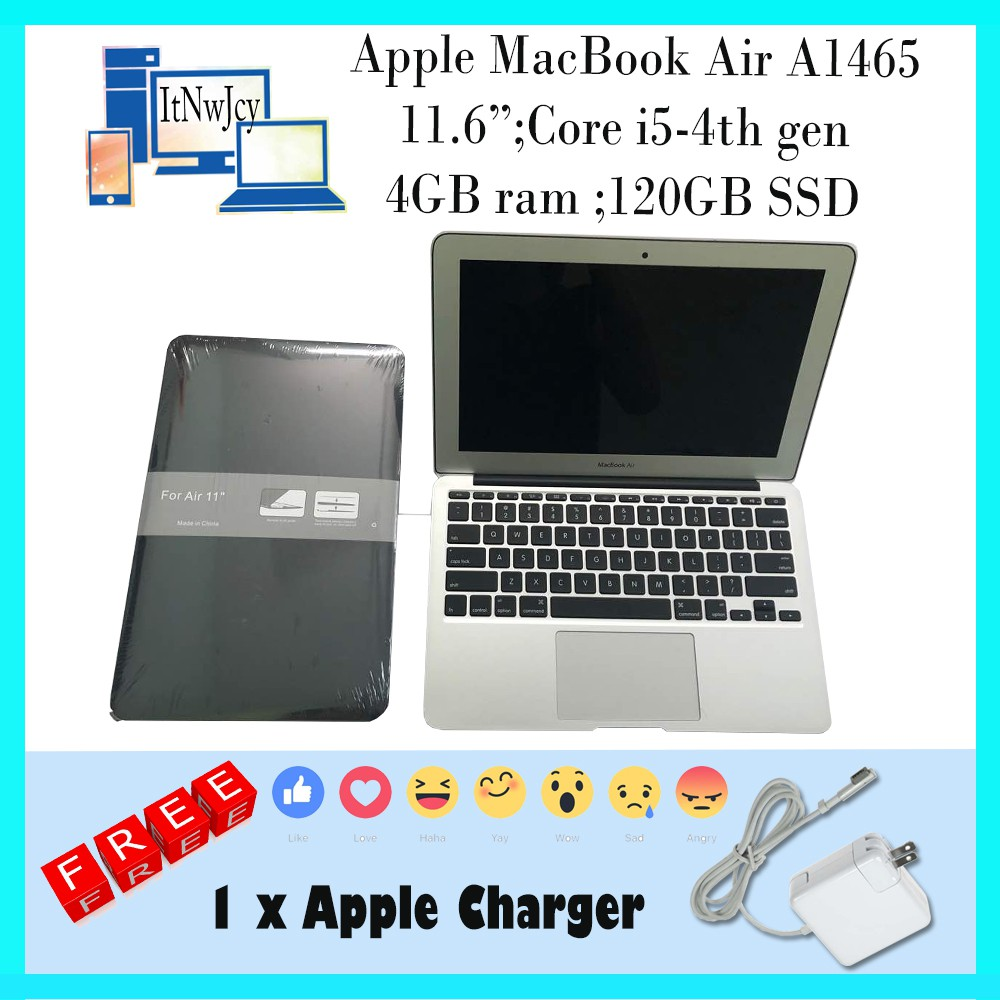 Macbook Air Laptops Online Shopping Sales And Promotions New 2017 Mqd42 Silver Computer Accessories Sept 2018 Shopee Malaysia