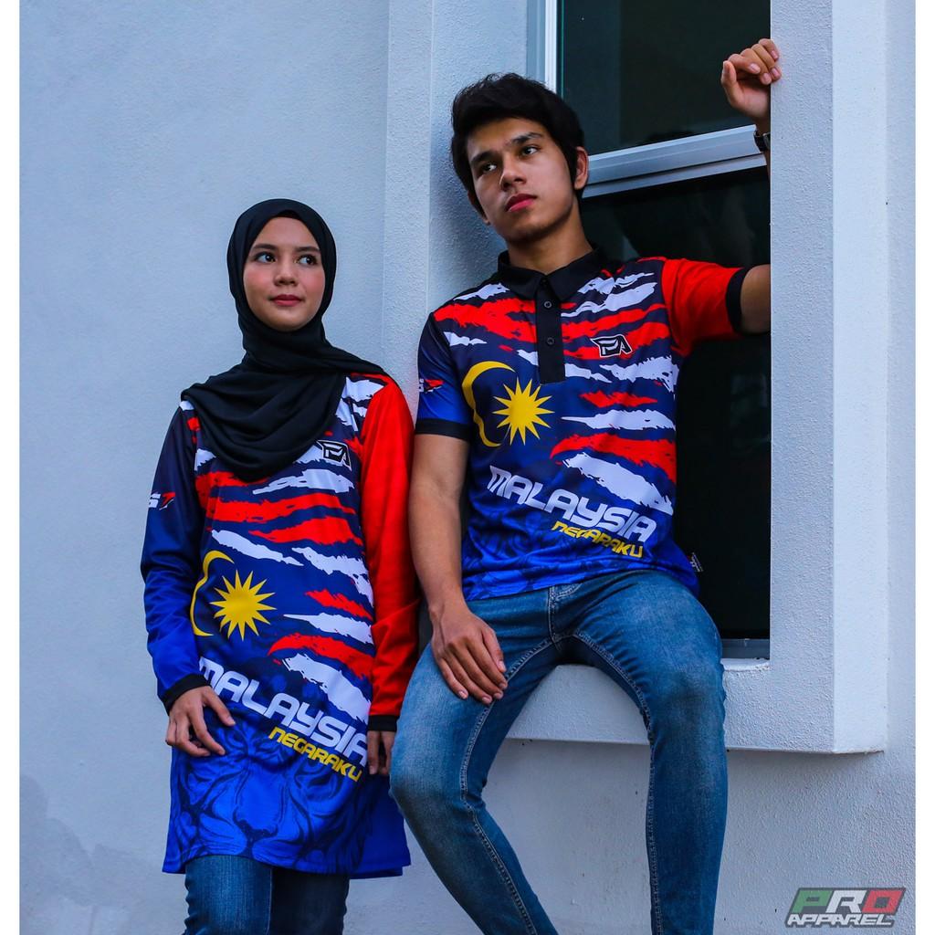 Tshirt Merdeka Malaysia 2019 Ready Stock/Today Post