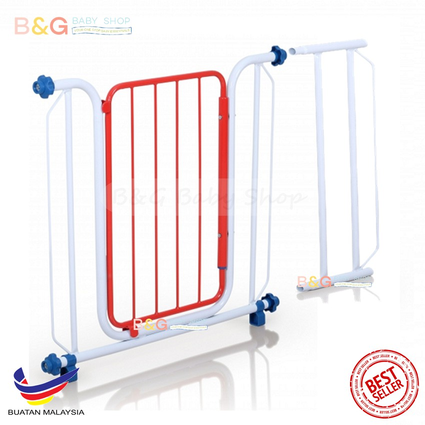 Borong Borong Mb Safety Gate And Extension Gate Shopee Malaysia