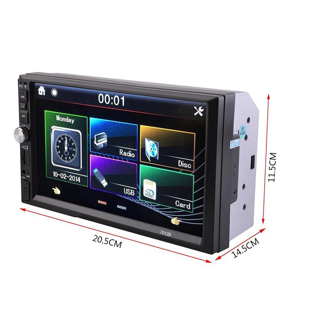 Broz Alpine iXE-W400E Station 7Glass Touch Screen Bluetooth USB 2Din DVD Playe   Shopee Malaysia