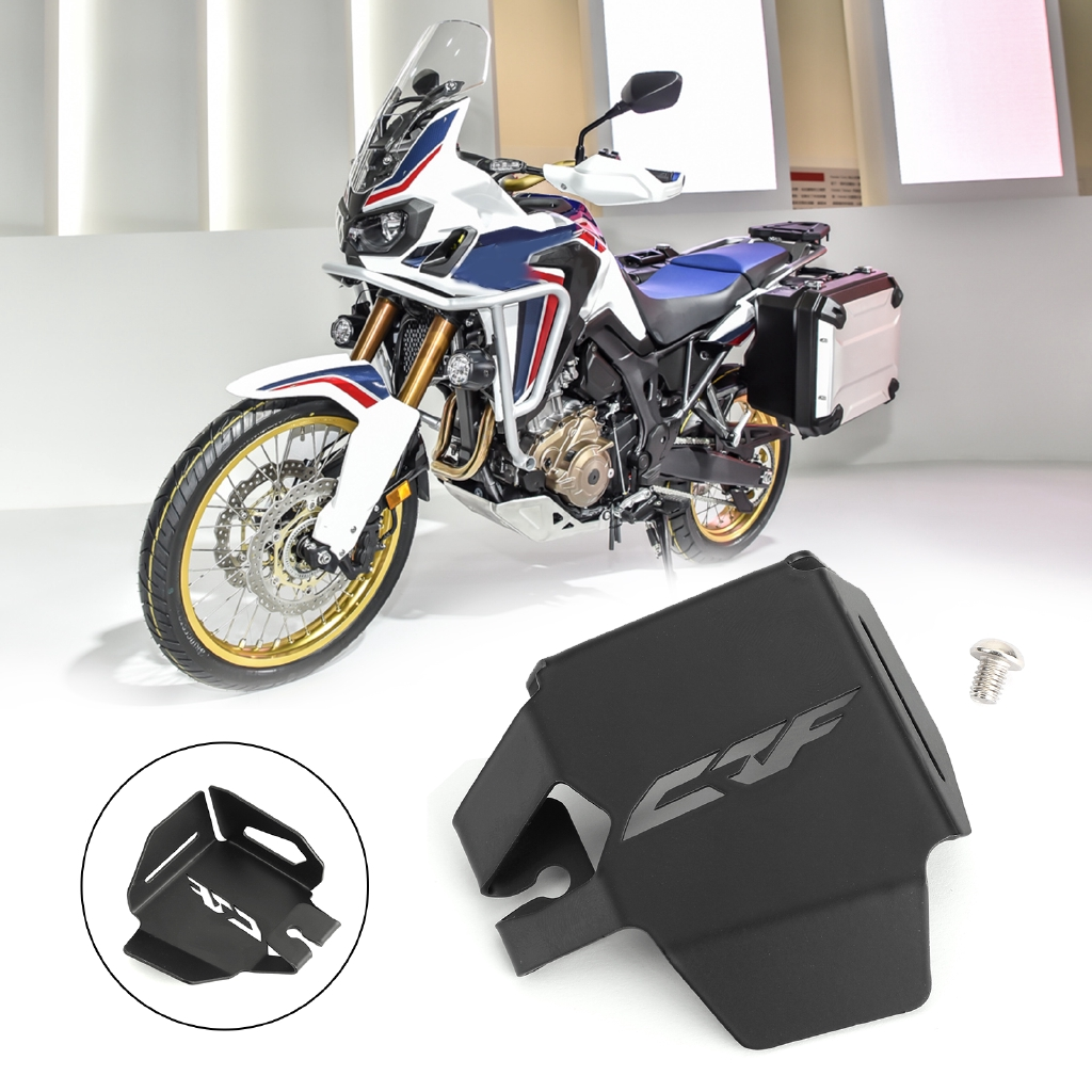 Motorcycle Rear Brake Reservoir Guard Cover For Honda CRF1000L Africa Twin 2016 2017 2018 2019