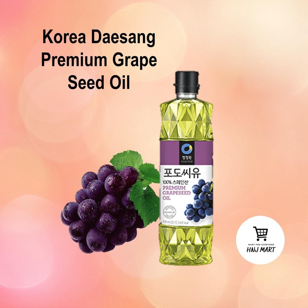 Korea Daesang Premium Grape Seed Oil 500ml