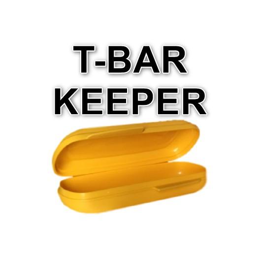 Tupperware T-Bar Keeper