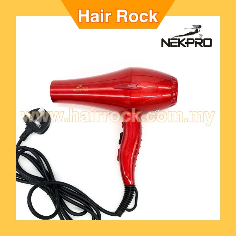 NEKPro Professional Hair Dryer 3310-17