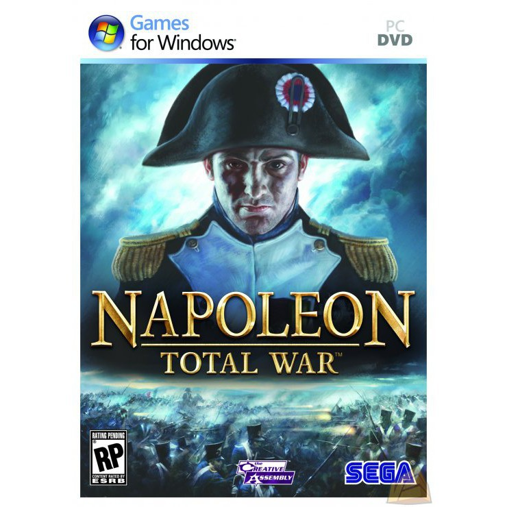 Napoleon Total War Imperial Edition - Offline PC Game with DVD