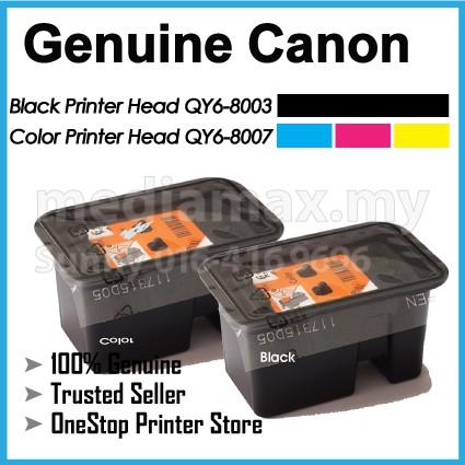 Original Genuine Canon Printer Print Head PrintHead QY6-8003 QY6-8007 G1000 G1010 G2000 G2010 G3000 G3010 G4000 G4010
