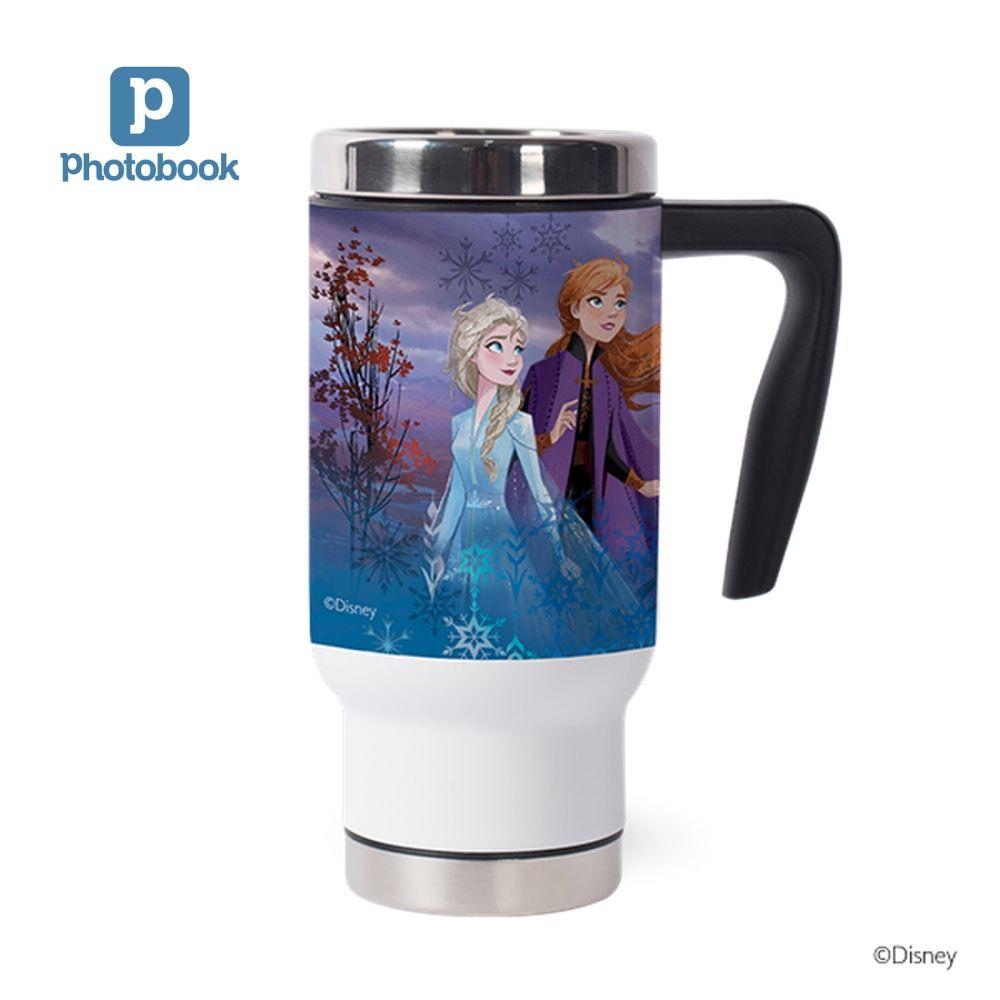 Photobook Malaysia Disney Frozen II Travel Tumbler (17oz)