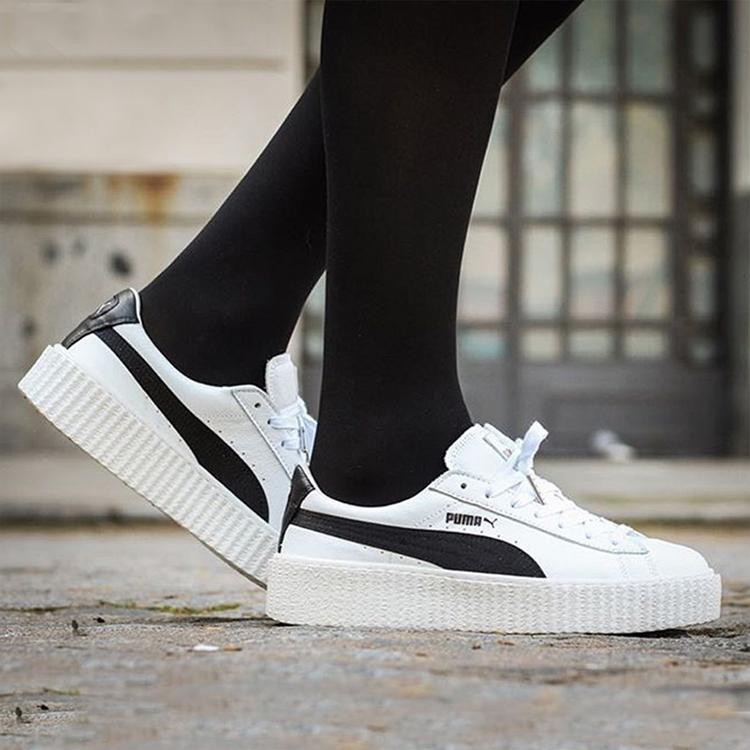 Puma Creeper x Fenty by Rihanna White & Black