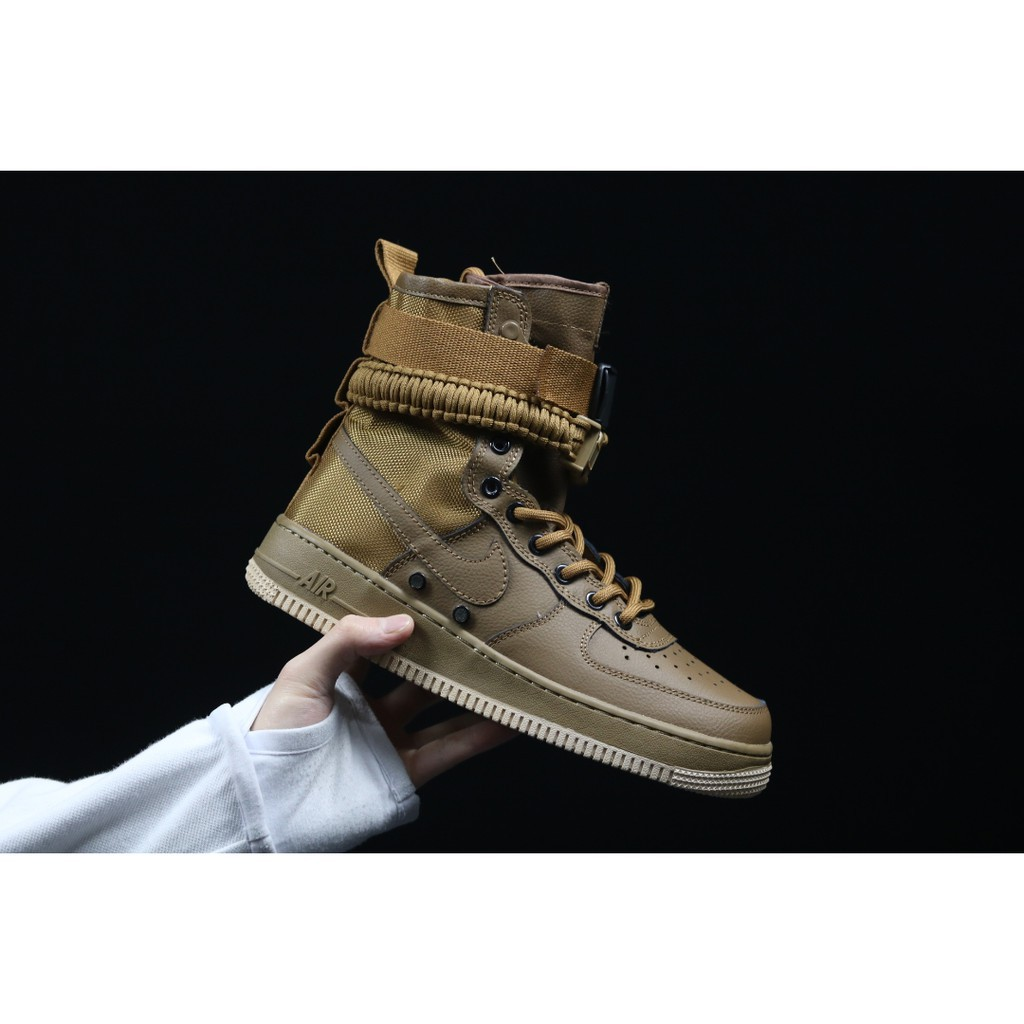 f768571e22b Nike Special Field Air Force 1 SF AF1 Air Force High Top Shoes