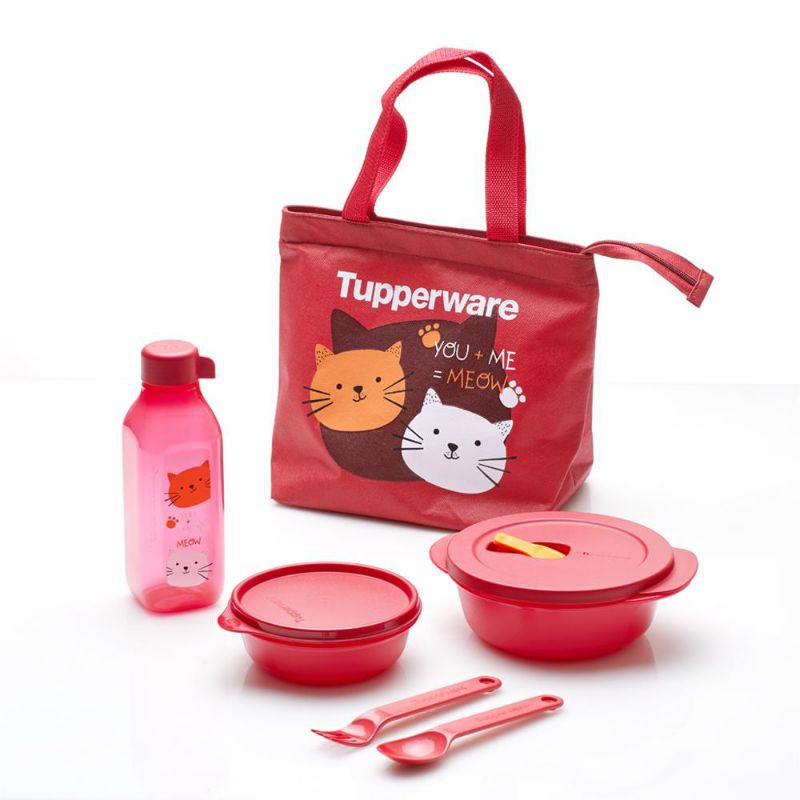 Tupperware Simply Lunch Set