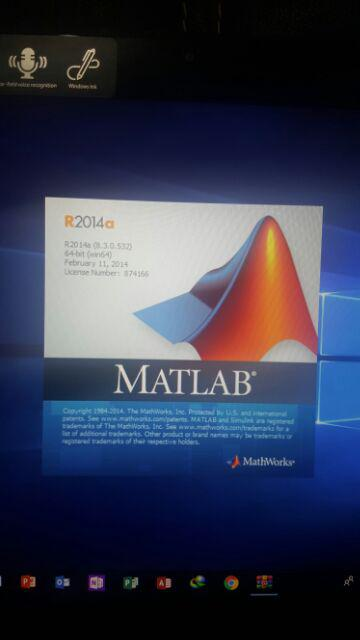 Matlab R2014a WINDOWS for 32bit/64bit LIFETIME USE | Shopee