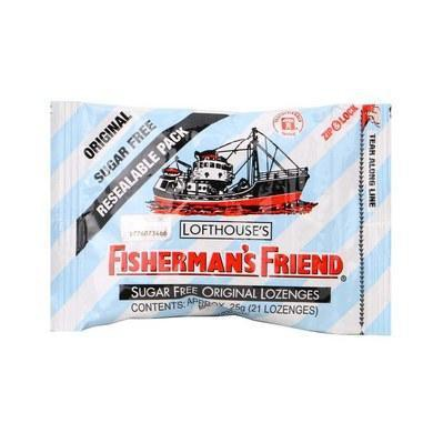 Fisherman's Friend Sugarfree Original Lozenges 25g x10
