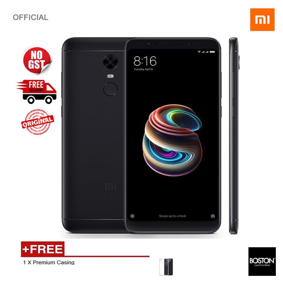 Xiaomi Redmi Note 4 3gb 32gb Original Mi Malaysia Gold Black Smartphone Red Note4 Ram Emmc 64gb Dual Sim 4g Shopee