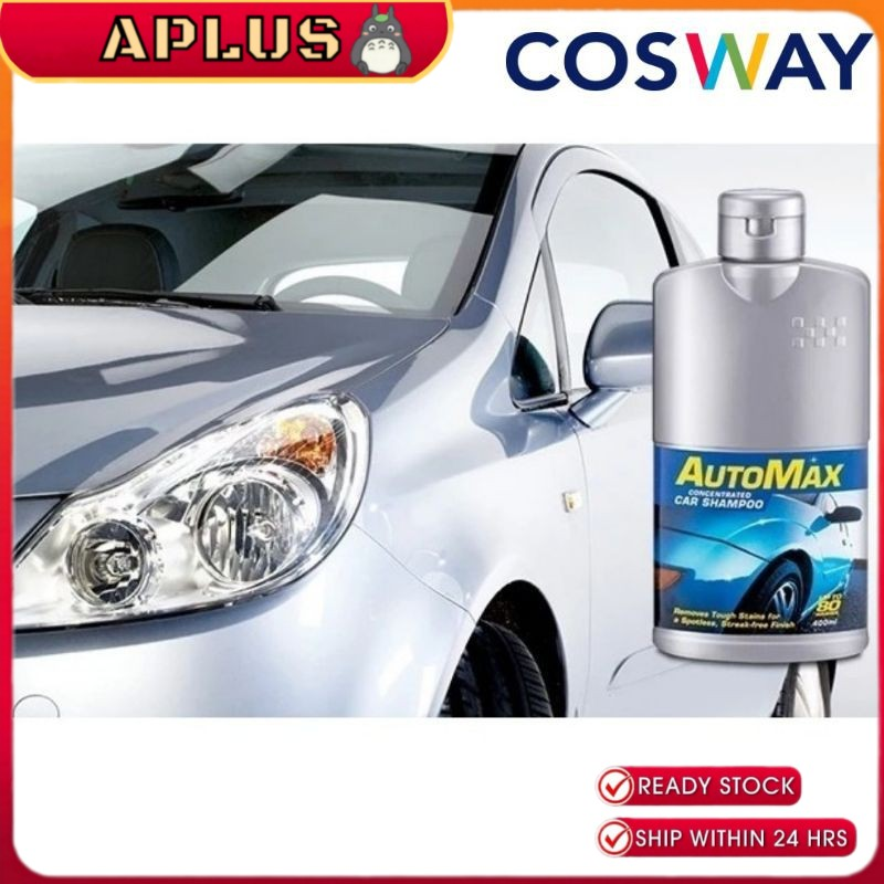 COSWAY Automax Concentrated Car Shampoo 400ml