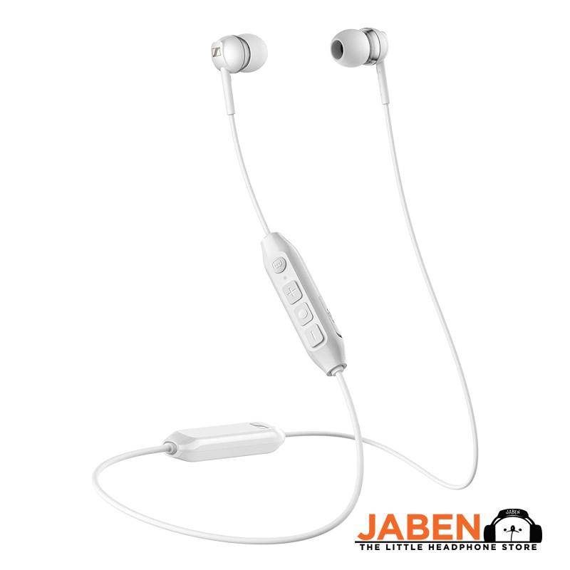 Sennheiser CX 350BT aptX Type-C Charging 10 Hours Battery Life Bluetooth 5.0 In-Ear Earphones [Jaben]