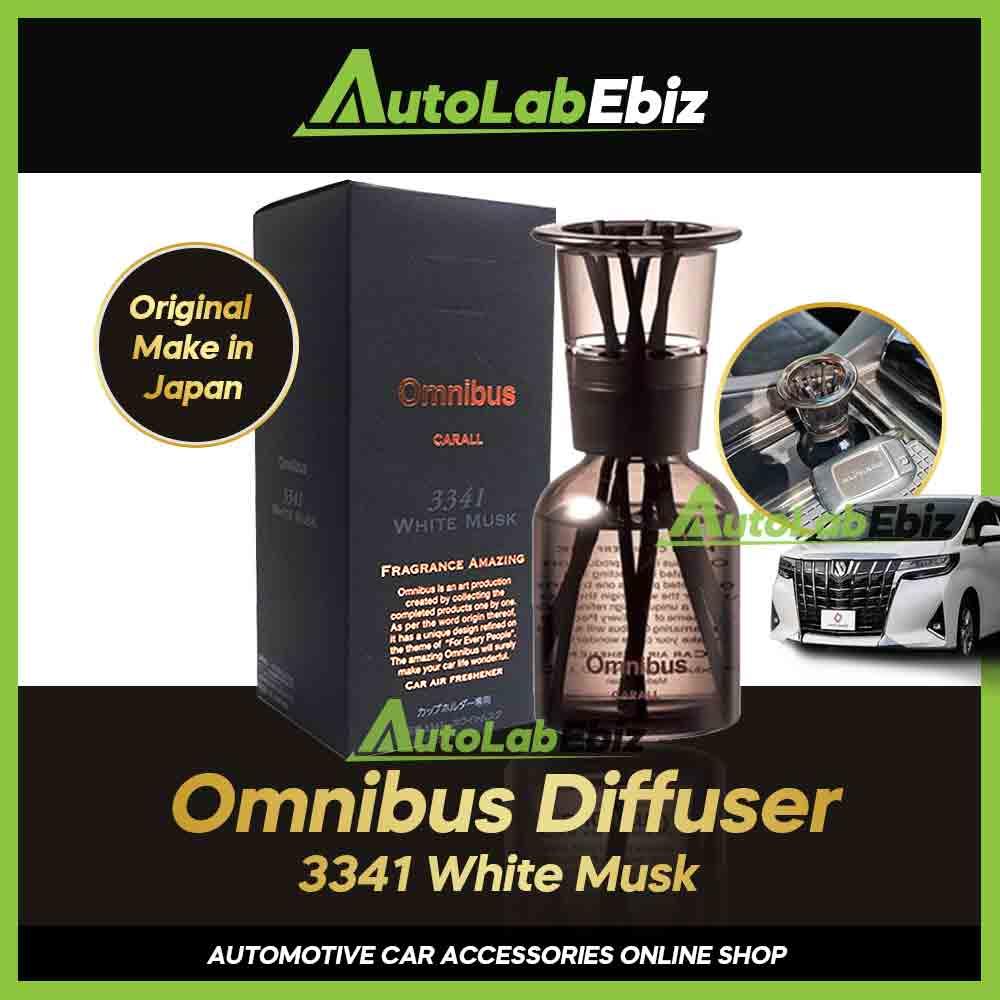 Carall Omnibus Diffuser 3341 White Musk Air Freshener 160ml