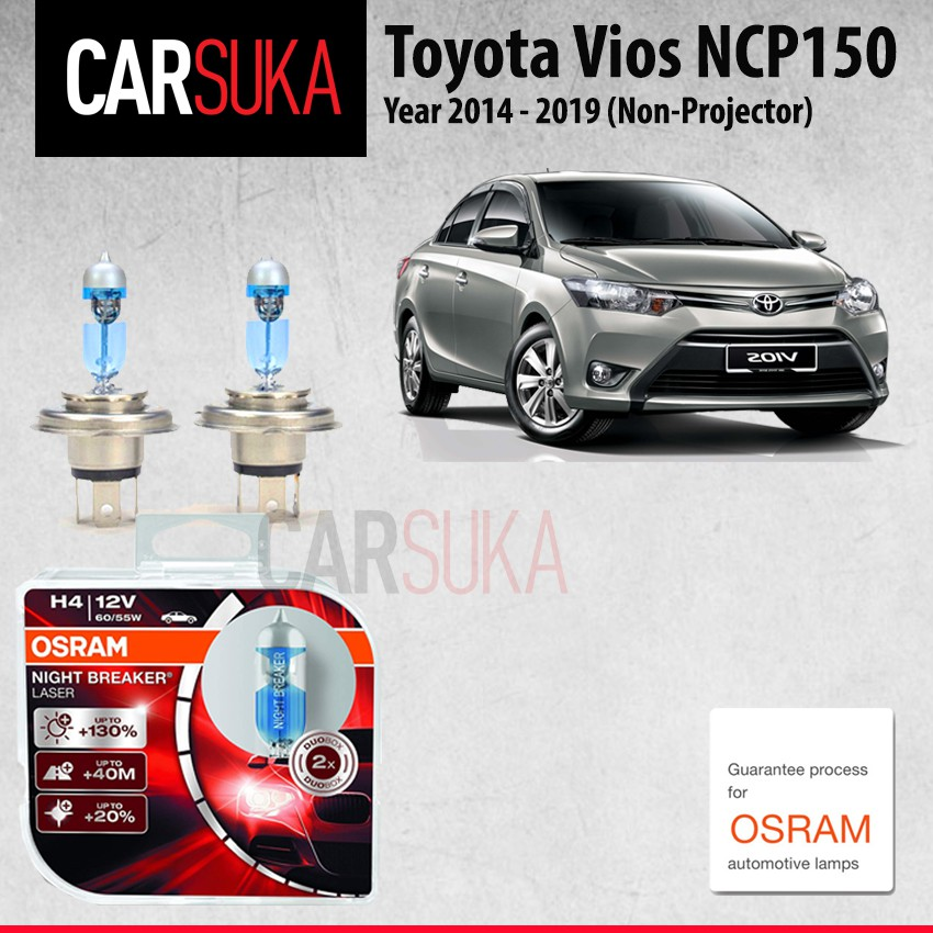 Converting Toyota Vios Fog Lamps From Hid To Led Bulbs Car Rc