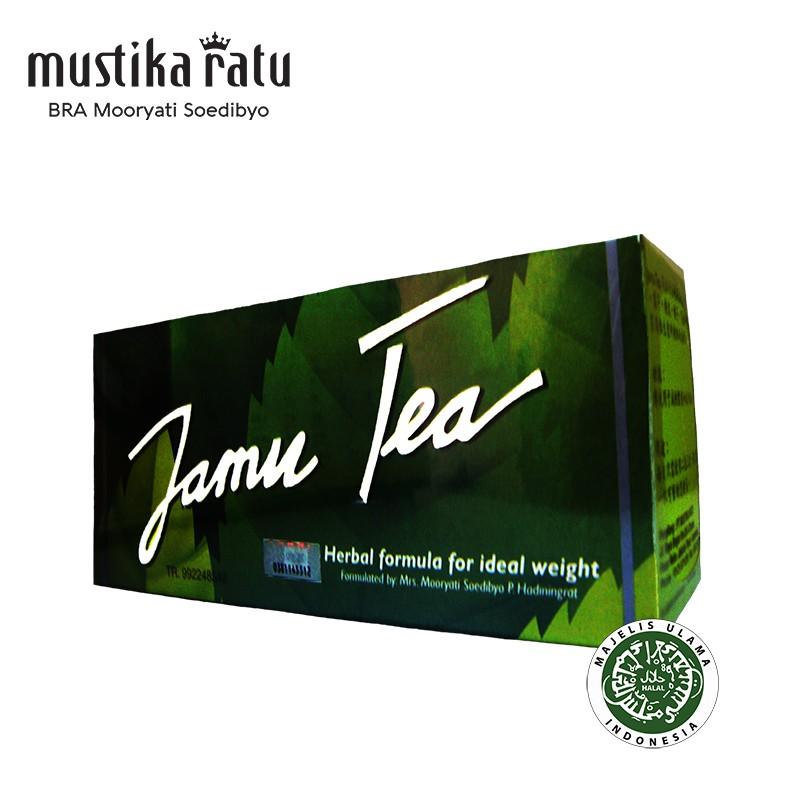 Mustika Ratu Jamu Tea for slimming 30's tea bag