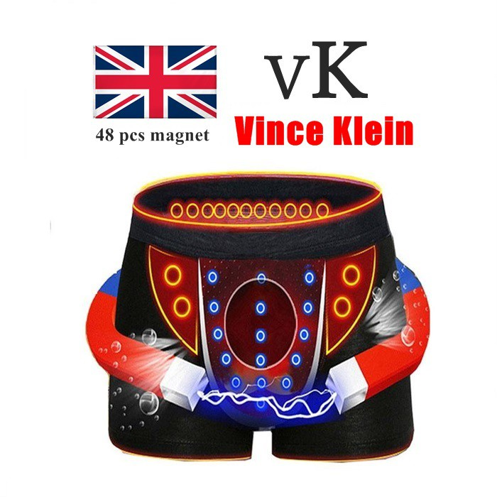 Vicne Klein Magnetic Health Canned Men's Modal Fabric Breathable Underwear