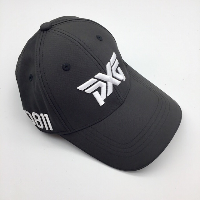PXG Golf Cap Polyester Black  57a8be99cd8c